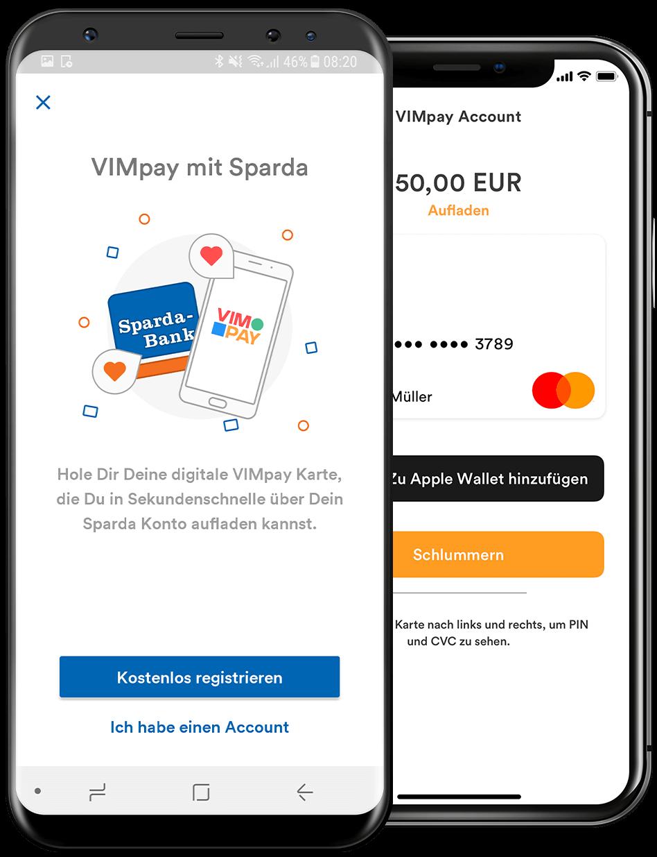 VIMpay Sparda Smartphone Teaser